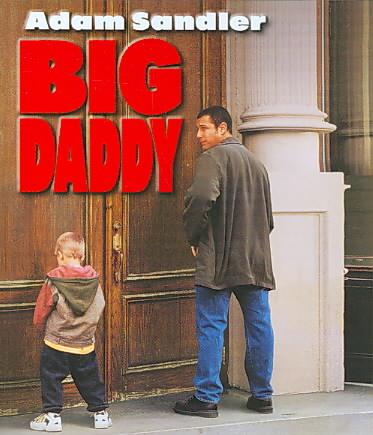 BIG DADDY BY SANDLER,ADAM (Blu-Ray)