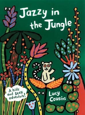 Jazzy in the Jungle By Cousins, Lucy/ Cousins, Lucy (ILT)