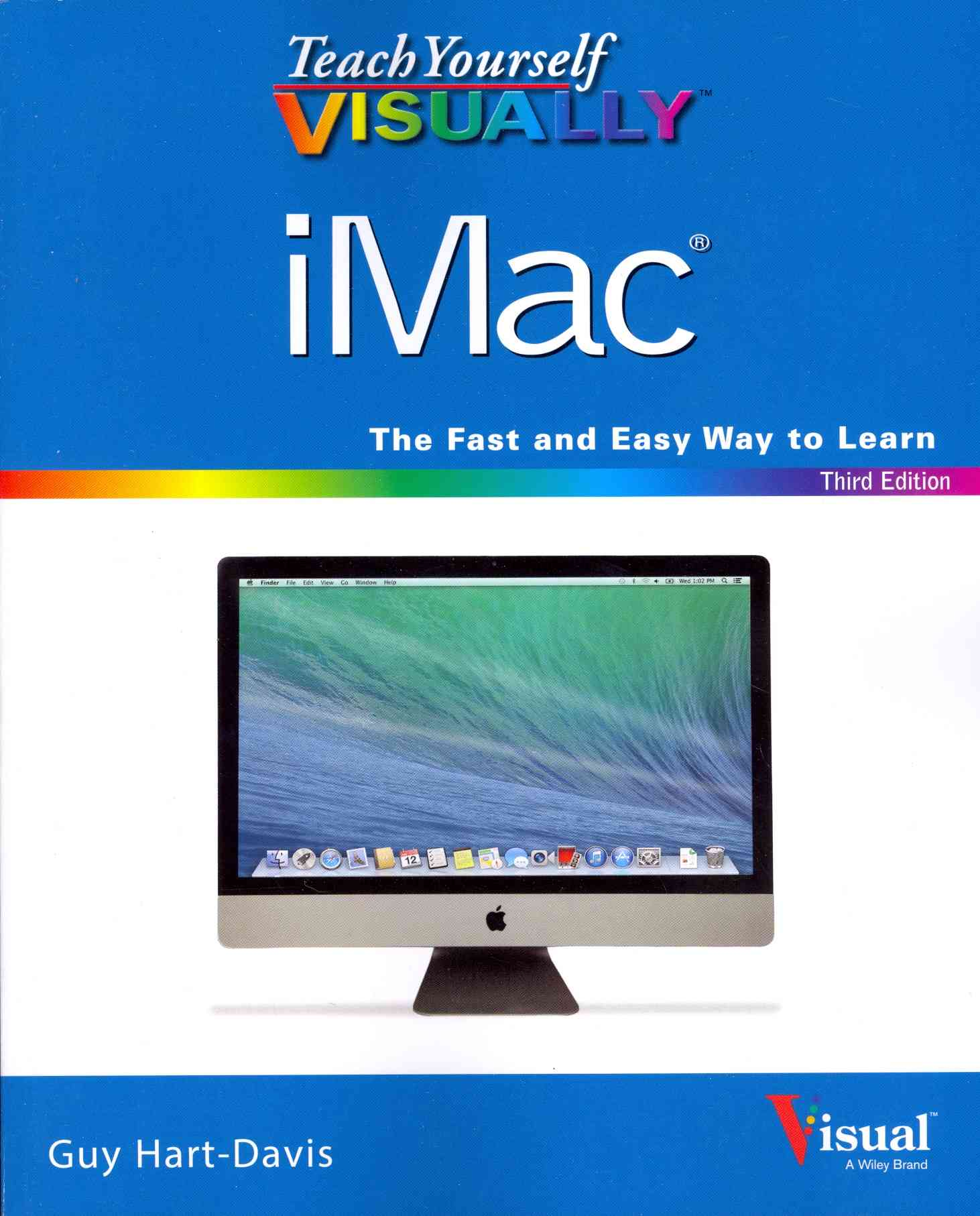 Teach Yourself Visually Imac By Hart-Davis, Guy